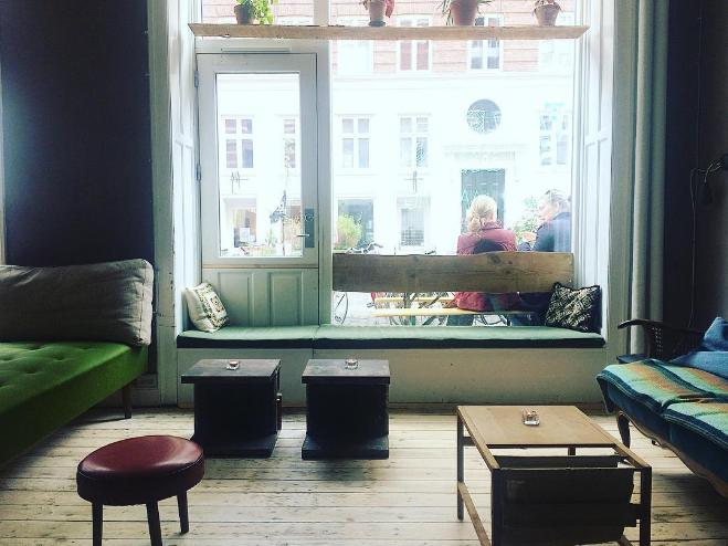 Gonzo Cafe nørrebro Copenhagen