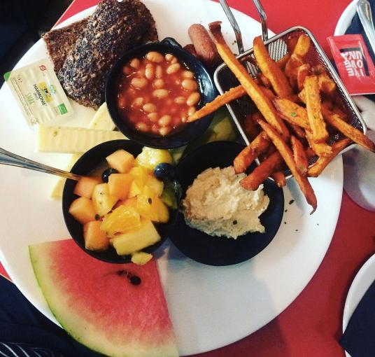 Luna's Diner